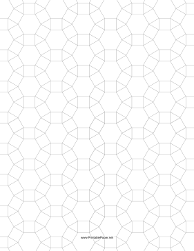 3.4.6.4 Tessellation Small Paper