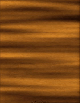 Wood Texture Paper