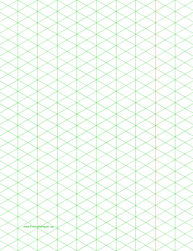 photo relating to Printable Isometric Paper identified as Isometric Graph Paper