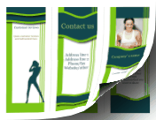 Fitness Brochure-Trifold paper