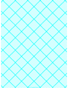 Graph Paper for Quilting with 8 Lines per inch and heavy index lines paper